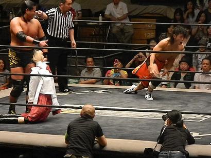 Lesbian japanese wrestlers
